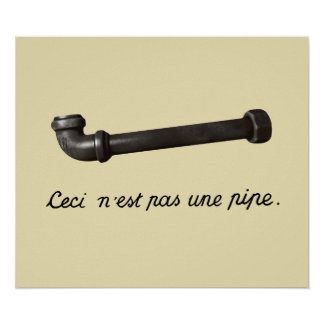 There is No Pipe Print