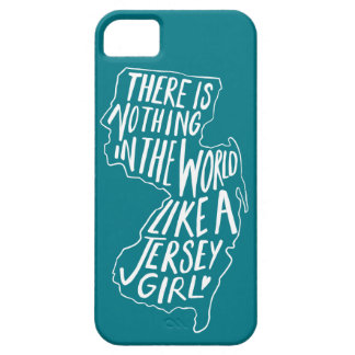 There Is Nothing In The World like A Jersey Girl iPhone 5 Cover