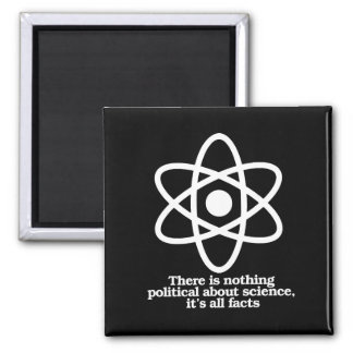 There is nothing political about Science - Science Magnet