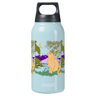 There Might Be Mice Insulated Water Bottle