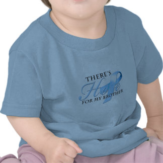 There s Hope for Prostate Cancer Brother Shirt