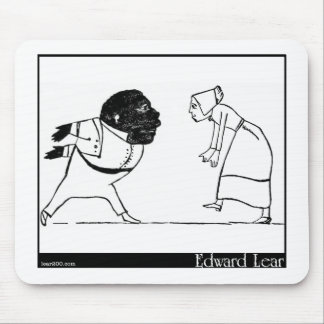 There was an Old Man of Jamaica Mousepad