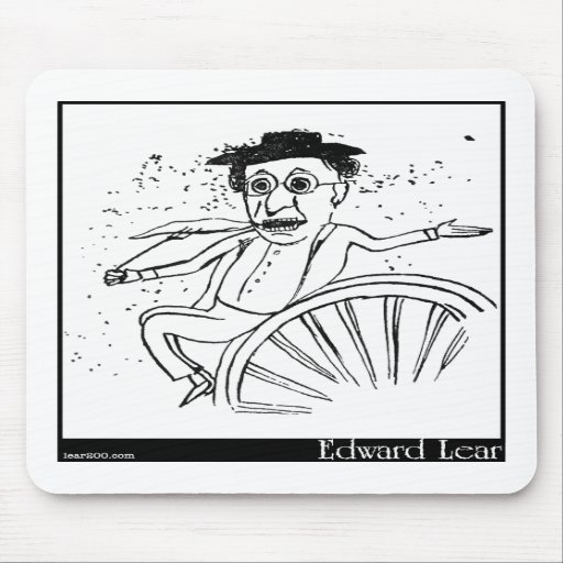 There was an old man of Three Bridges Mouse Pad