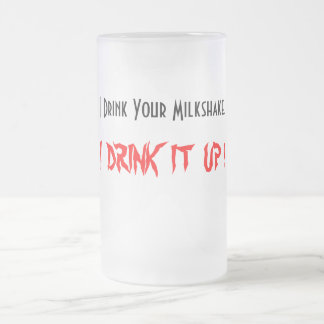There will be blood quote mug