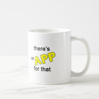 There's an App for that Coffee Mug
