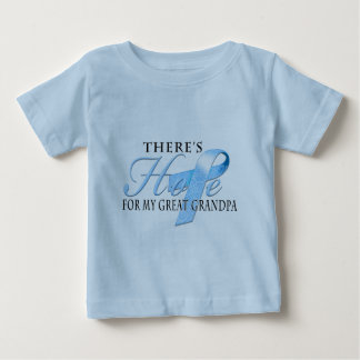 There's Hope for Prostate Cancer Great Grandpa Shirt