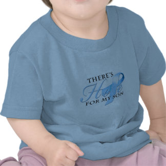 There's Hope for Prostate Cancer Son Tees