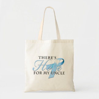 There's Hope for Prostate Cancer Uncle Tote Bag