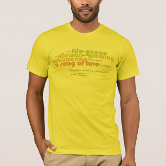 there's life there's peace T-Shirt