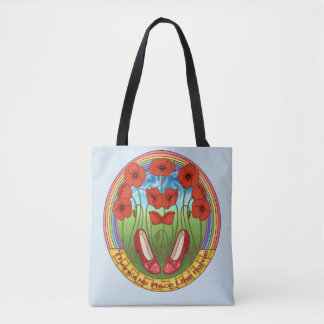 There's no place like hom tote bag