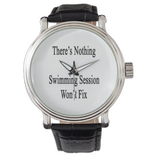 There's Nothing A Swimming Session Won't Fix Wrist Watches