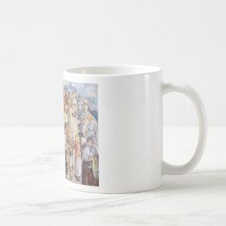 Theresa Bernstein The Immigrants Coffee Mug