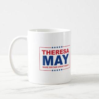 Theresa May - Make Britain Great Again - -  Coffee Mug