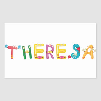 Theresa Sticker