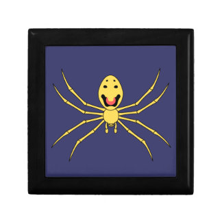 Theridion grallator AKA Happy Face Spider Keepsake Boxes