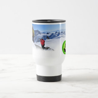 Thermal jar of the Alpine Club Travel Mug