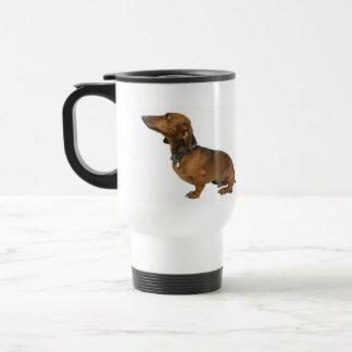 Thermal mug daschund