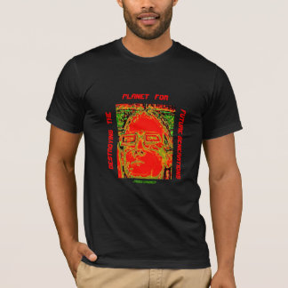 Thermal Self Portrait T-Shirt