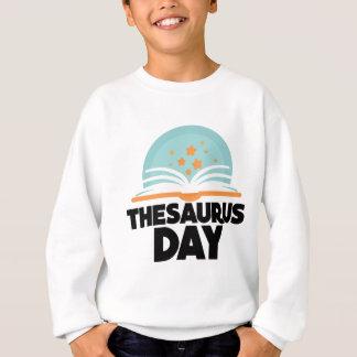 Thesaurus Day - Appreciation Day Sweatshirt