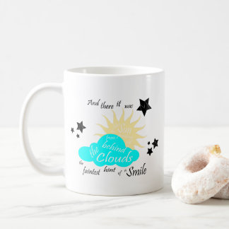 "These Broken Stars ""Smile"" Quote Coffee Mug"