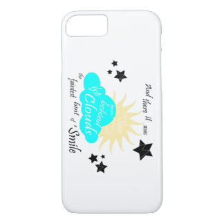 "These Broken Stars ""Smile"" Quote iPhone 8/7 Case"