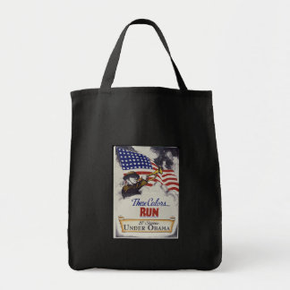 These Colors Run (Obama) Tote Bag