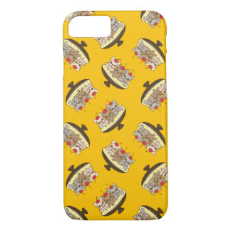These Frenchies want to be your sweet banana split Case-Mate iPhone Case