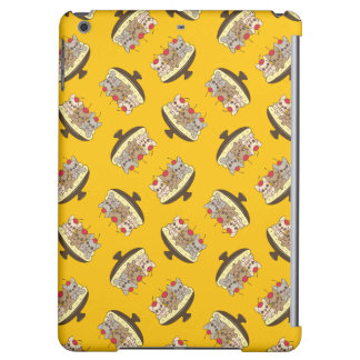 These Frenchies want to be your sweet banana split Cover For iPad Air