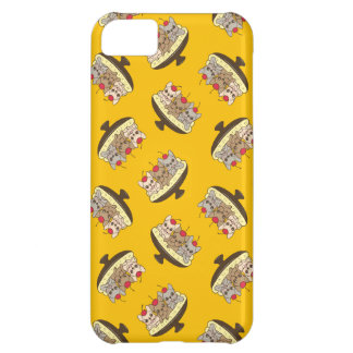 These Frenchies want to be your sweet banana split iPhone 5C Cases