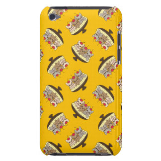 These Frenchies want to be your sweet banana split iPod Case-Mate Cases