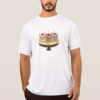 These Frenchies want to be your sweet banana split T-Shirt