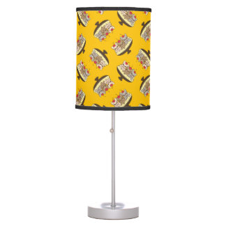 These Frenchies want to be your sweet banana split Table Lamp