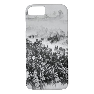 These guns will soon be spouting the fire of_War I iPhone 7 Case