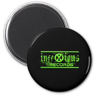 These products are offical merchandise. 2 inch round magnet