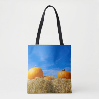 These Three Pumpkins Tote Bag