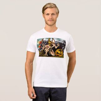 Theseus Slays the Minotaur T-Shirt