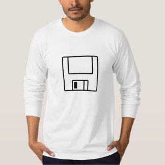 "TheSignsTS - Floppy Disk 3.5"" - Custom design LS T-Shirt"
