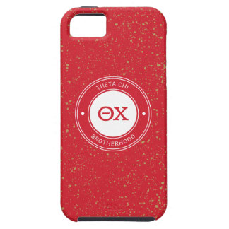 Theta Chi | Badge iPhone 5 Cases