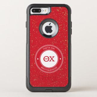 Theta Chi | Badge OtterBox Commuter iPhone 8 Plus/7 Plus Case