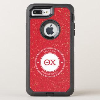 Theta Chi | Badge OtterBox Defender iPhone 8 Plus/7 Plus Case