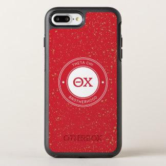Theta Chi | Badge OtterBox Symmetry iPhone 8 Plus/7 Plus Case