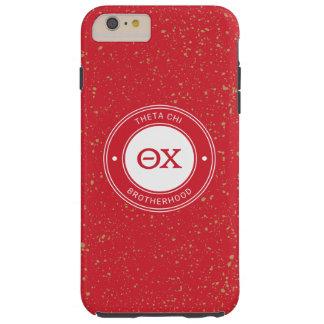 Theta Chi | Badge Tough iPhone 6 Plus Case