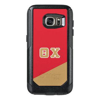 Theta Chi | Greek Letters OtterBox Samsung Galaxy S7 Case