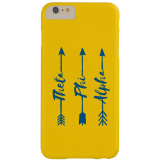 Theta Phi Alpha Arrow Barely There iPhone 6 Plus Case