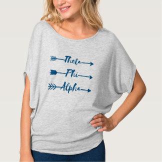 Theta Phi Alpha Arrow T-Shirt