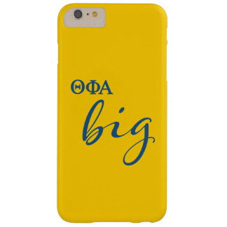 Theta Phi Alpha Big Script Barely There iPhone 6 Plus Case