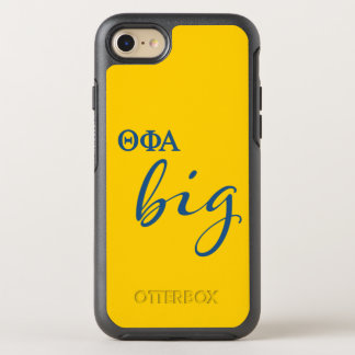 Theta Phi Alpha Big Script OtterBox Symmetry iPhone 8/7 Case