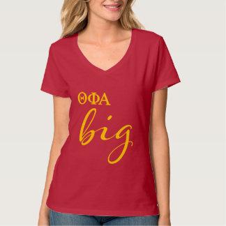 Theta Phi Alpha Big Script T-Shirt