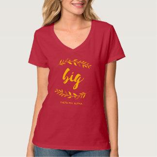 Theta Phi Alpha Big Wreath T-Shirt