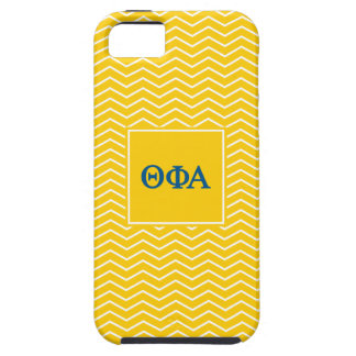 Theta Phi Alpha | Chevron Pattern iPhone 5 Covers